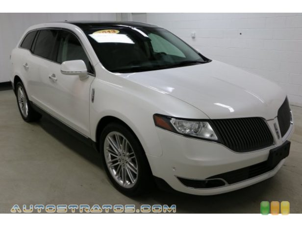 2013 Lincoln MKT EcoBoost AWD 3.5 Liter EcoBoost DI Twin-Turbocharged DOHC 24-Valve Ti-VCT V6 6 Speed SelectShift Automatic
