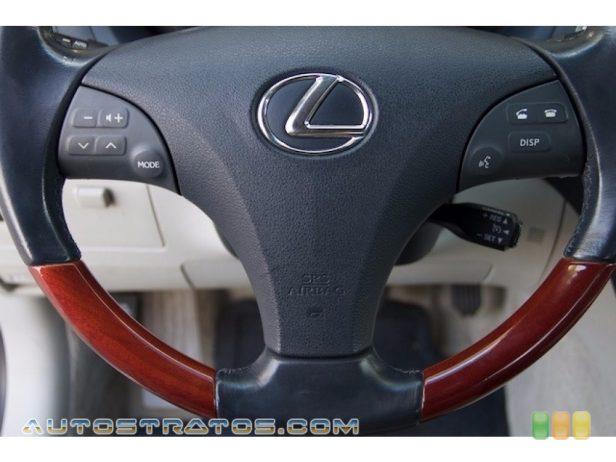 2008 Lexus ES 350 3.5 Liter DOHC 24-Valve VVT V6 6 Speed Automatic