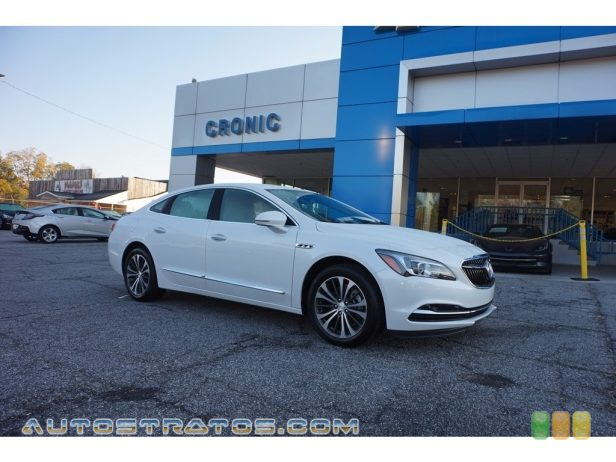2017 Buick LaCrosse Preferred 3.6 Liter DOHC 24-Valve VVT V6 8 Speed Automatic