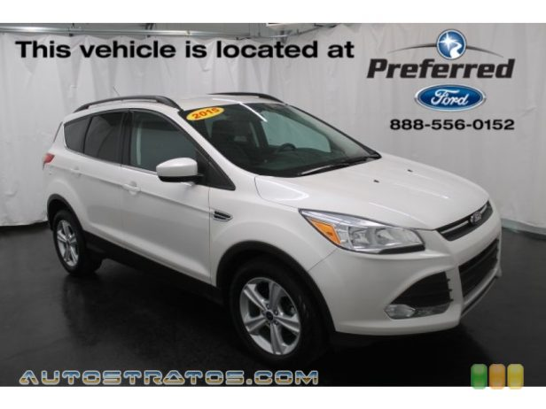 2015 Ford Escape SE 1.6 Liter EcoBoost DI Turbocharged DOHC 16-Valve Ti-VCT 4 Cylind 6 Speed SelectShift Automatic
