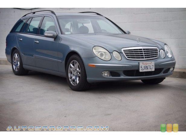 2004 Mercedes-Benz E 320 Wagon 3.2L SOHC 18V V6 5 Speed Automatic