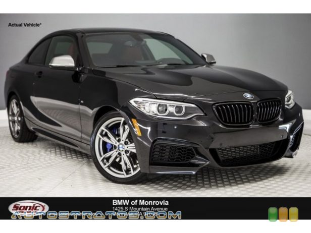 2014 BMW M235i Coupe 3.0 Liter M Performance DI TwinPower Turbocharged DOHC 24-Valve 6 Speed Manual