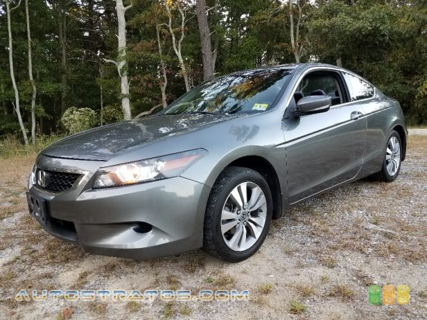 2009 Honda Accord LX-S Coupe 2.4 Liter DOHC 16-Valve i-VTEC 4 Cylinder 5 Speed Automatic