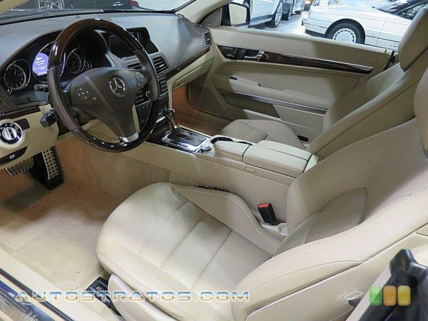 2011 Mercedes-Benz E 350 Cabriolet 3.5 Liter DOHC 24-Valve VVT V6 7 Speed Automatic