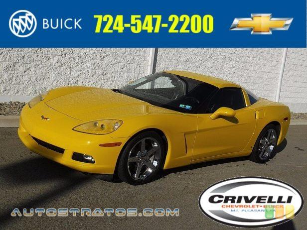 2006 Chevrolet Corvette Coupe 6.0 Liter OHV 16-Valve LS2 V8 6 Speed Manual