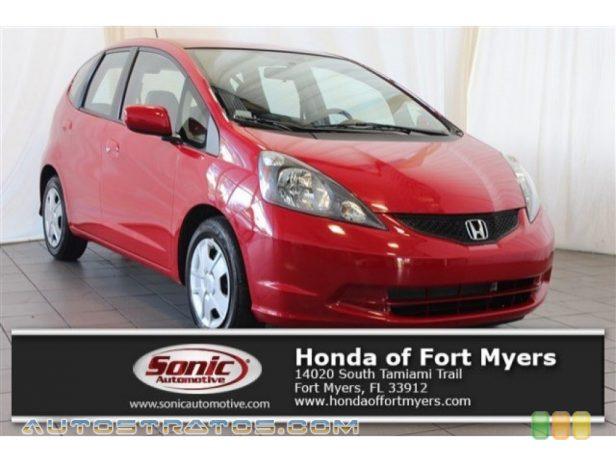 2013 Honda Fit  1.5 Liter DOHC 16-Valve i-VTEC 4 Cylinder 5 Speed Automatic