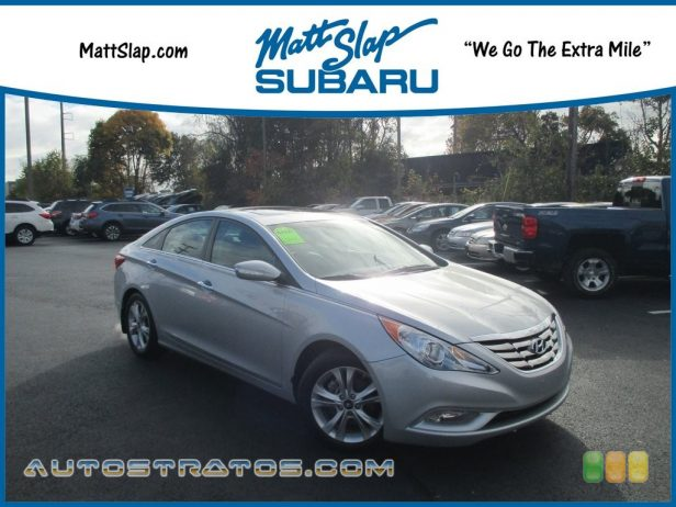 2013 Hyundai Sonata Limited 2.4 Liter DOHC 16-Valve D-CVVT 4 Cylinder 6 Speed Shiftronic Automatic