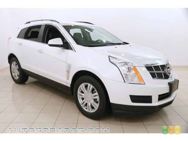 2012 Cadillac SRX FWD 3.6 Liter DI DOHC 24-Valve VVT V6 6 Speed Automatic