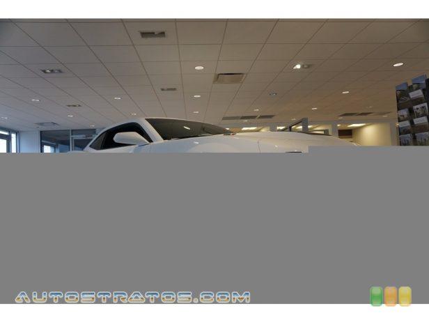 2013 Chevrolet Camaro ZL1 6.2 Liter Eaton Supercharged OHV 16-Valve LSA V8 6 Speed Manual