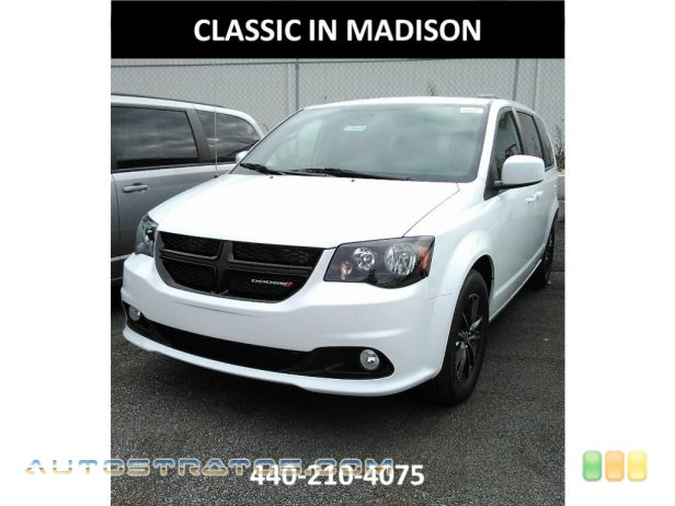 2018 Dodge Grand Caravan SE 3.6 Liter DOHC 24-Valve VVT Pentastar V6 6 Speed Automatic
