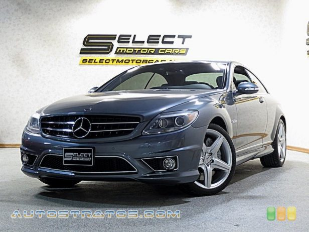 2009 Mercedes-Benz CL 63 AMG 6.2 Liter AMG DOHC 32-Valve VVT V8 7 Speed Automatic