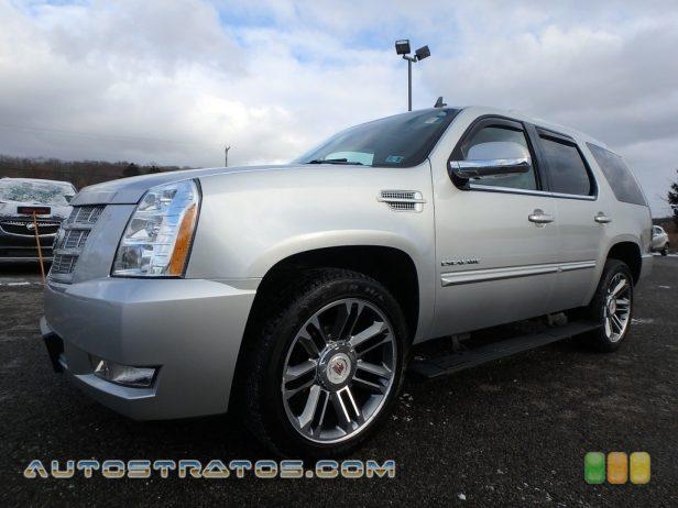 2012 Cadillac Escalade Premium AWD 6.2 Liter OHV 16-Valve Flex-Fuel V8 6 Speed Automatic
