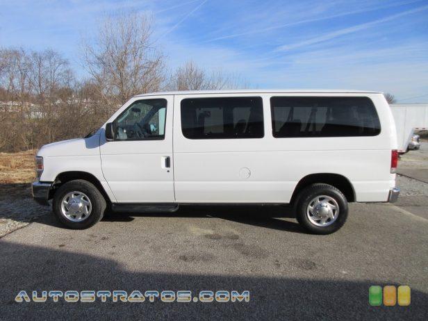 2010 Ford E Series Van E350 XLT Passenger 5.4 Liter Flex-Fuel SOHC 16-Valve Triton V8 4 Speed Automatic