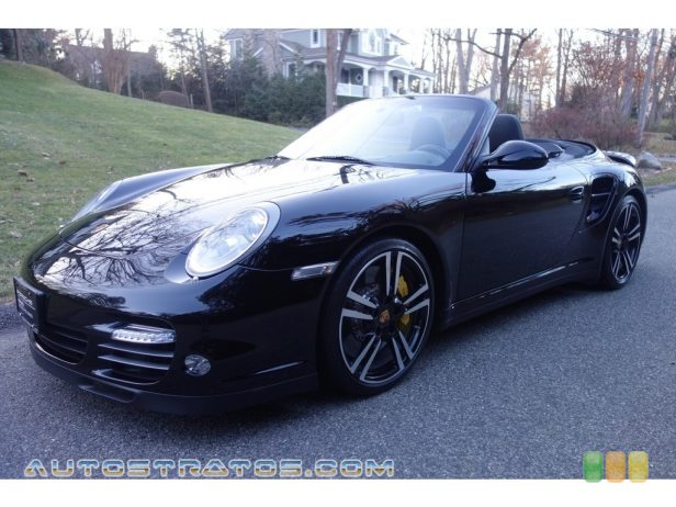 2012 Porsche 911 Turbo S Cabriolet 3.8 Liter Twin VTG Turbocharged DFI DOHC 24-Valve VarioCam Plus 7 Speed PDK Dual-Clutch Automatic