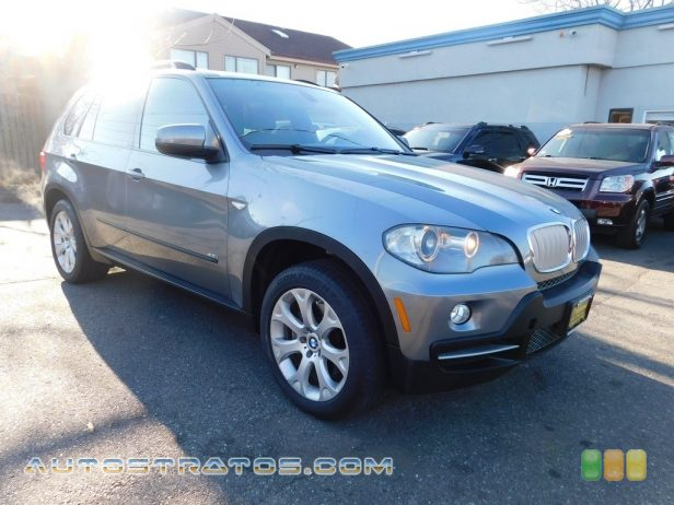 2007 BMW X5 4.8i 4.8 Liter DOHC 32-Valve VVT V8 6 Speed Automatic