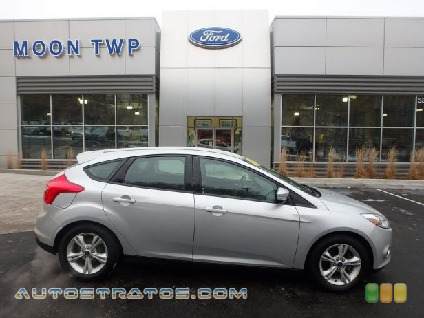 2014 Ford Focus SE Hatchback 2.0 Liter GDI DOHC 16-Valve Ti-VCT Flex-Fuel 4 Cylinder 6 Speed PowerShift Automatic