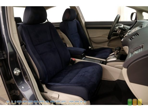 2008 Honda Civic Hybrid Sedan 1.3L SOHC 8V i-VTEC 4 Cylinder IMA Gasoline/Electric Hybrid CVT Automatic