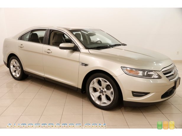2011 Ford Taurus SEL 3.5 Liter DOHC 24-Valve VVT Duratec 35 V6 6 Speed SelectShift Automatic