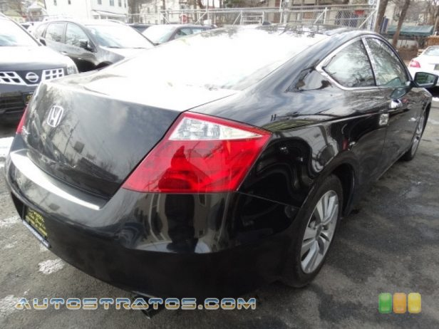 2010 Honda Accord EX-L Coupe 2.4 Liter DOHC 16-Valve i-VTEC 4 Cylinder 5 Speed Automatic