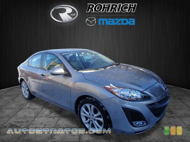 2011 Mazda MAZDA3 s Sport 4 Door 2.5 Liter DOHC 16-Valve VVT 4 Cylinder 5 Speed Sport Automatic