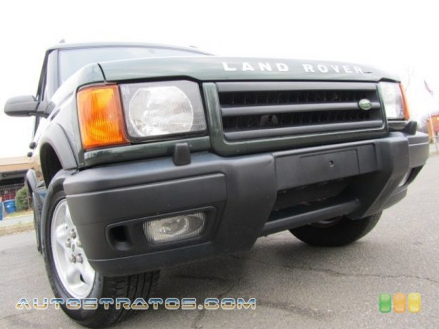 2001 Land Rover Discovery II SE 4.0 Liter OHV 16-Valve V8 4 Speed Automatic