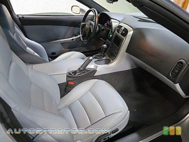 2005 Chevrolet Corvette Coupe 6.0 Liter OHV 16-Valve LS2 V8 4 Speed Automatic
