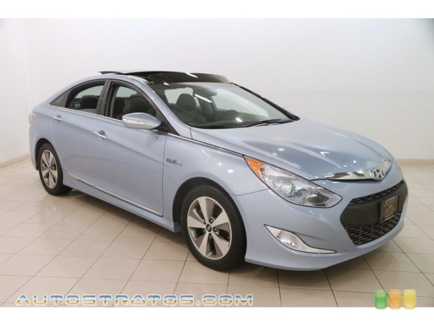 2012 Hyundai Sonata Hybrid 2.4 Liter h DOHC 16-Valve D-CVVT 4 Cylinder Gasoline/Electric Hy 6 Speed Shiftronic Automatic
