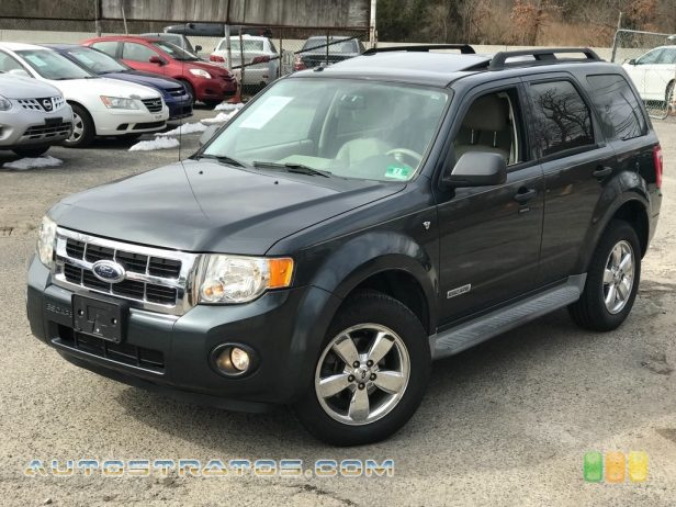 2008 Ford Escape XLT V6 4WD 3.0 Liter DOHC 24-Valve Duratec V6 4 Speed Automatic