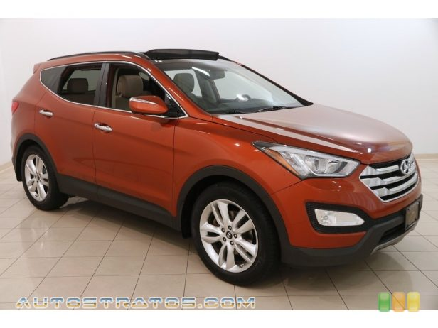 2014 Hyundai Santa Fe Sport 2.0T FWD 2.0 Liter GDI Turbocharged DOHC 16-Valve CVVT 4 Cylinder 6 Speed SHIFTRONIC Automatic