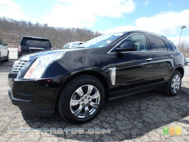 2016 Cadillac SRX Luxury AWD 3.6 Liter SIDI DOHC 24-Valve VVT V6 6 Speed Automatic