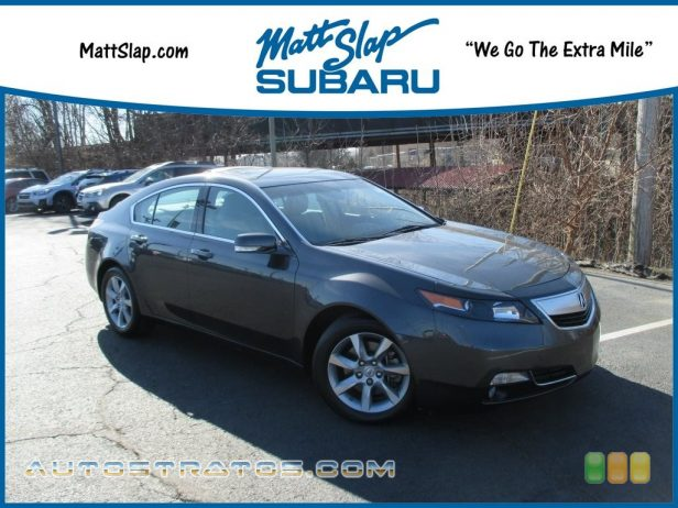 2012 Acura TL 3.5 3.5 Liter SOHC 24-Valve VTEC V6 6 Speed Sequential SportShift Automatic