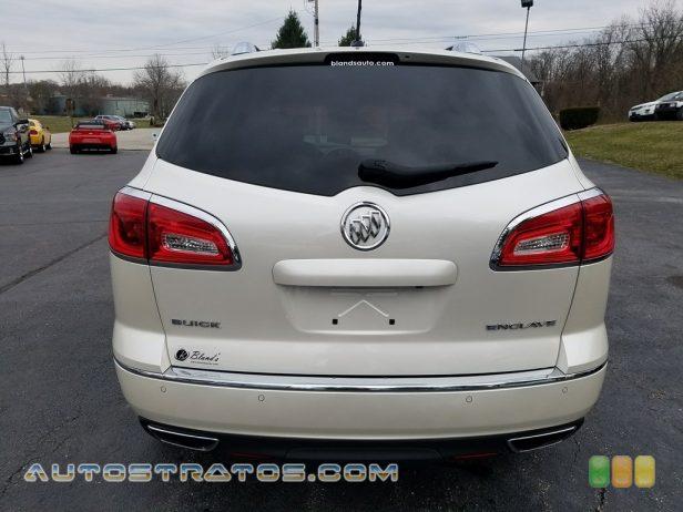 2014 Buick Enclave Premium 3.6 Liter SIDI DOHC 24-Valve VVT V6 6 Speed Automatic