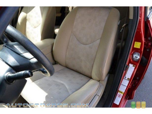 2011 Toyota RAV4 I4 4WD 2.5 Liter DOHC 16-Valve Dual VVT-i 4 Cylinder 4 Speed ECT-i Automatic