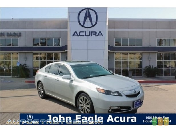 2014 Acura TL Special Edition 3.5 Liter SOHC 24-Valve VTEC V6 6 Speed Sequential SportShift Automatic