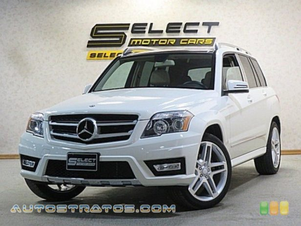 2011 Mercedes-Benz GLK 350 4Matic 3.5 Liter DOHC 24-Valve VVT V6 7 Speed Automatic
