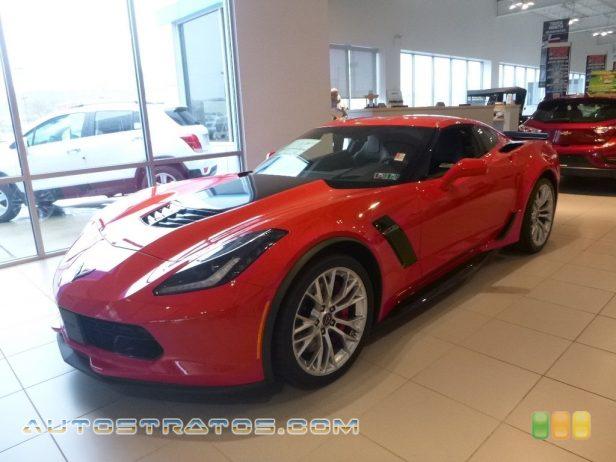 2019 Chevrolet Corvette Z06 Coupe 6.2 Liter Supercharged DI OHV 16-Valve VVT LT4 V8 8 Speed Automatic