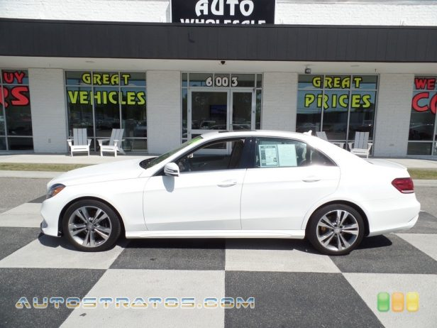 2014 Mercedes-Benz E 350 Sedan 3.5 Liter DI DOHC 24-Valve VVT V6 7 Speed Automatic
