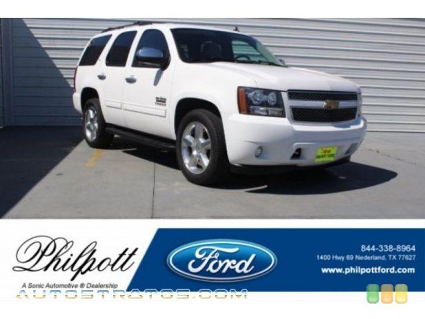 2013 Chevrolet Tahoe LT 5.3 Liter OHV 16-Valve Flex-Fuel V8 6 Speed Automatic