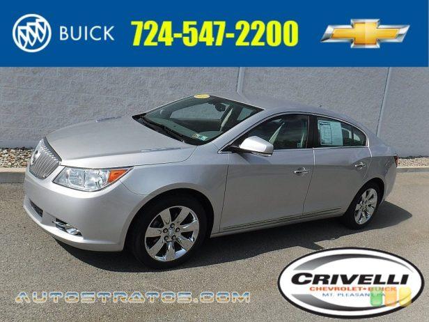 2011 Buick LaCrosse CXL 3.6 Liter SIDI DOHC 24-Valve VVT V6 6 Speed DSC Automatic