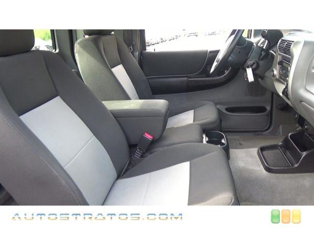 2011 Ford Ranger XLT SuperCab 4.0 Liter OHV 12-Valve V6 5 Speed Automatic