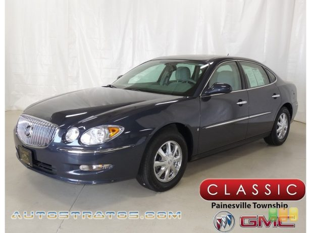 2008 Buick LaCrosse CX 3.8 Liter OHV 12-Valve 3800 Series III V6 4 Speed Automatic