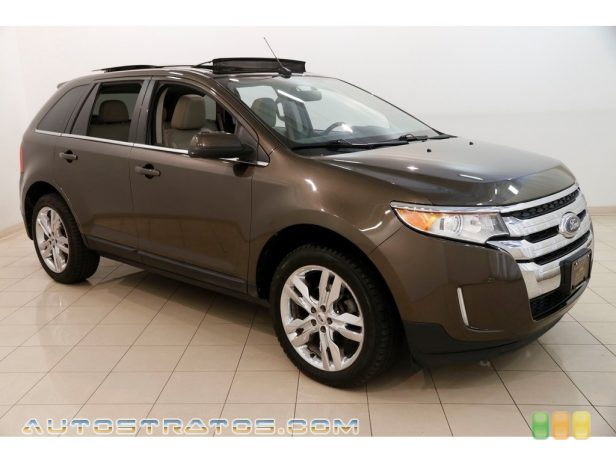 2011 Ford Edge Limited 3.5 Liter DOHC 24-Valve TiVCT V6 6 Speed SelectShift Automatic