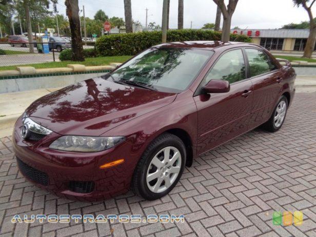 2006 Mazda MAZDA6 i Sedan 2.3 Liter DOHC 16-Valve VVT 4 Cylinder 5 Speed Automatic