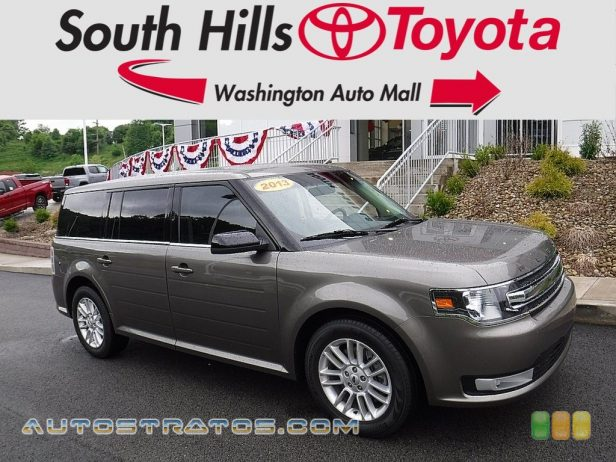 2013 Ford Flex SEL 3.5 Liter DOHC 24-Valve Ti-VCT V6 6 Speed SelectShift Automatic