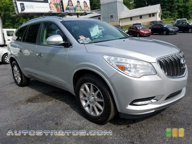 2015 Buick Enclave Leather 3.6 Liter DI DOHC 24-Valve VVT V6 6 Speed Automatic