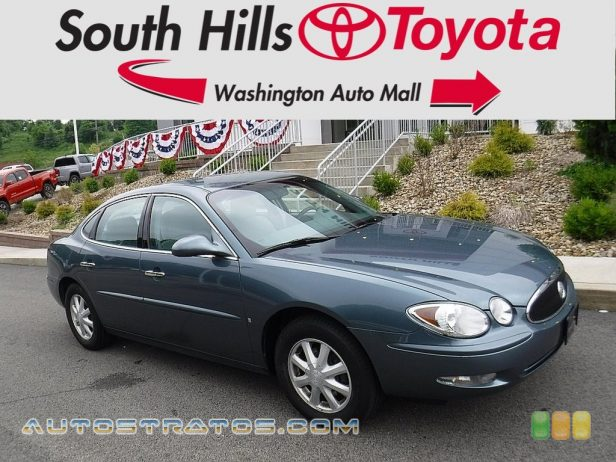 2006 Buick LaCrosse CX 3.8 Liter OHV 12-Valve 3800 Series III V6 4 Speed Automatic