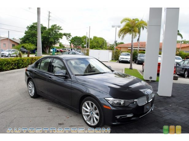 2012 BMW 3 Series 328i Sedan 2.0 Liter DI TwinPower Turbocharged DOHC 16-Valve VVT 4 Cylinder 8 Speed Steptronic Automatic