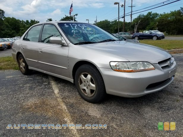 1998 Honda Accord EX V6 Sedan 3.0L SOHC 24V VTEC V6 4 Speed Automatic