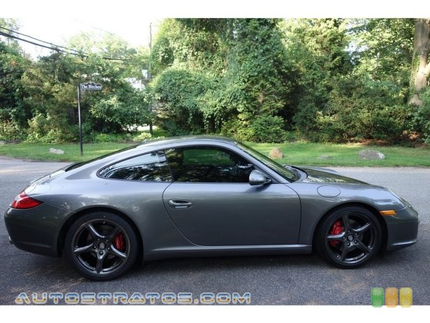 2012 Porsche 911 Carrera S Coupe 3.8 Liter DFI DOHC 24-Valve VarioCam Plus Flat 6 Cylinder 7 Speed PDK Dual-Clutch Automatic