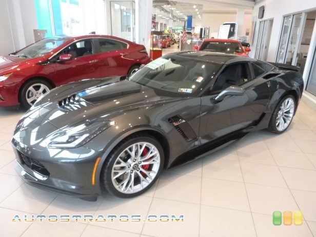 2019 Chevrolet Corvette Z06 Coupe 6.2 Liter Supercharged DI OHV 16-Valve VVT LT4 V8 8 Speed Automatic